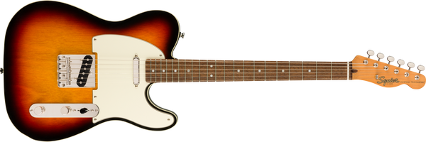 Squier Classic Vibe 60's Thinline Telecaster. Natural