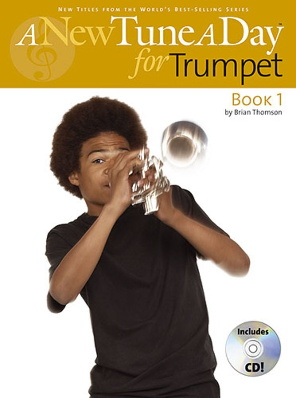 A New Tune A Day Book 1. Trumpet