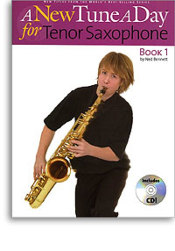 A New Tune A Day Book 1. Tenor Saxophone