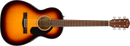 Fender CP-60S Acoustic Guitar Parlour Body. Sunburst