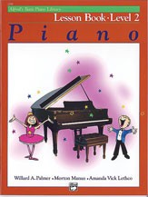 Alfred's Basic Piano Course: Lesson Book 2