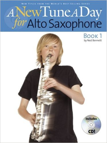 A New Tune A Day Book 1. Alto Saxophone