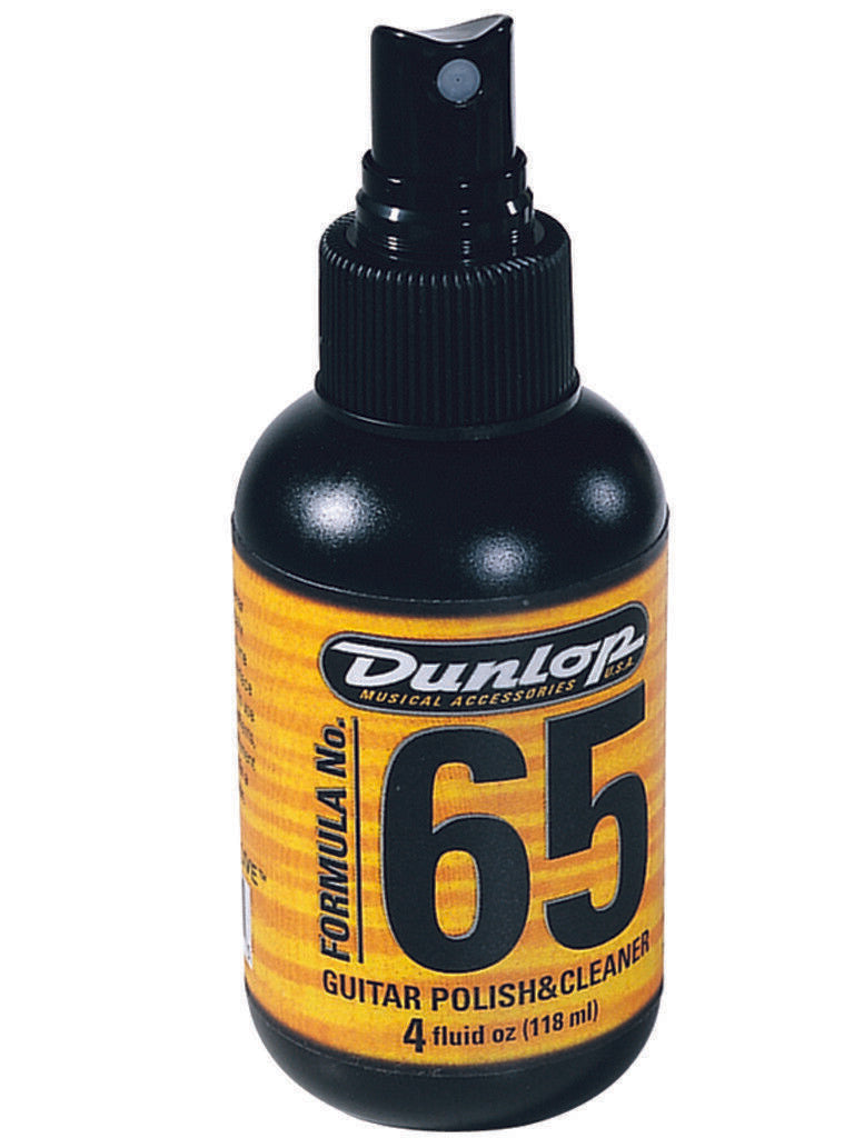 JIM DUNLOP -  65 Guitar polish and cleaner