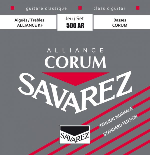 Savarez Alliance Corum Classical Guitar Strings - Normal Tension