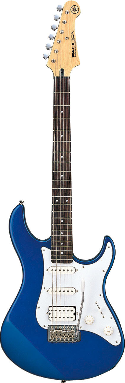 Yamaha PAC012 Electric Guitar. Dark Blue Metallic