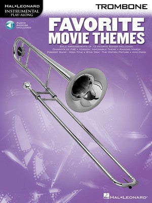 Favourite Movie Themes - Trombone