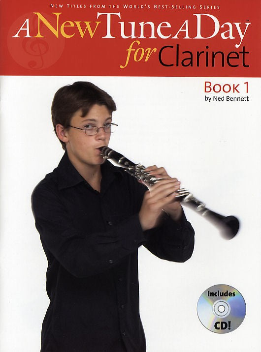 A New Tune A Day Book 1. Clarinet