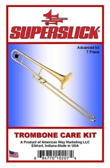Superslick Advanced Trombone Maintenance Kit