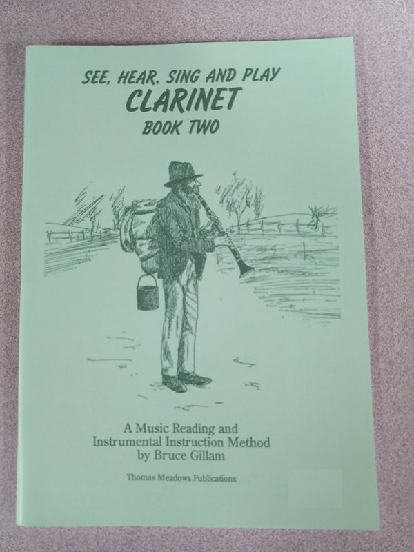See, Hear Sing And Play - Clarinet Book 2