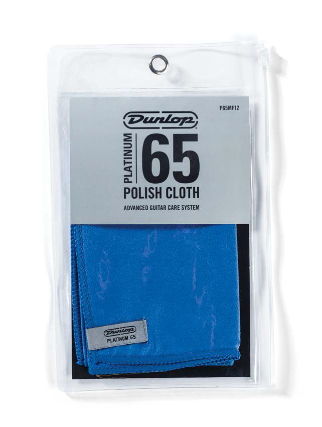 JIM DUNLOP - Platinum 65 cloth