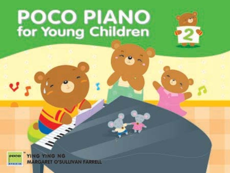 Poco Piano For Young Children Lesson Grade 2