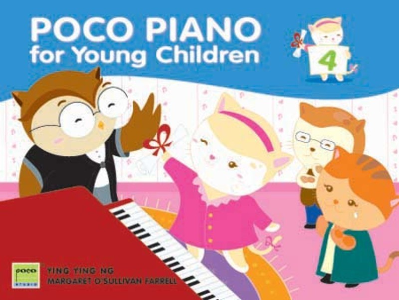Poco Piano For Young Children Lesson Grade 4