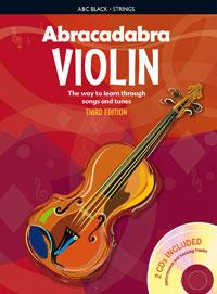 Abracadabra Violin BK/2CD 3rd Edition