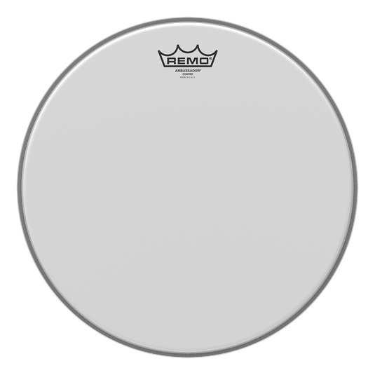 "Remo Ambassador Coated 22"" Bass Drum head"