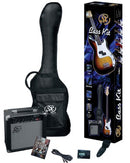 SX Bass Guitar and Amp Pack