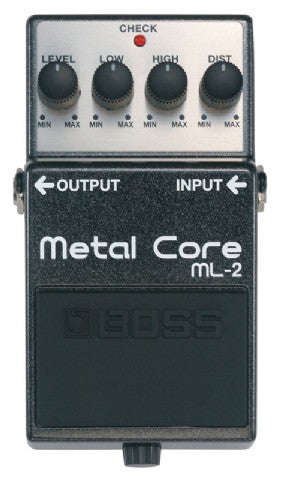 BOSS ML2 Metal Core