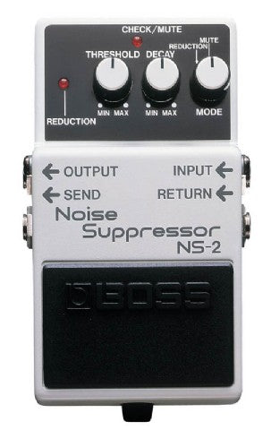BOSS NS2 Noise Suppressor