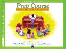 Alfred's Basic Piano Prep Course: Lesson Book C