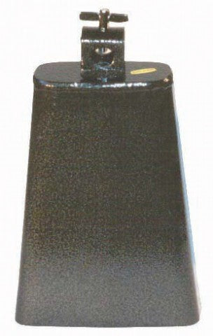 Cowbell Black Pewter Finish 6.5""