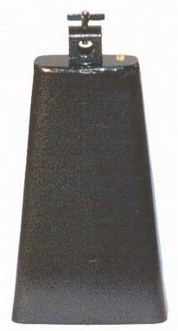Cowbell Black Pewter Finish 8.5""