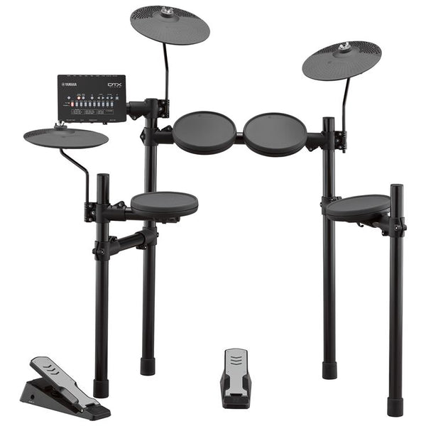 Yamaha DTX402K Electronic Drum Kit Package