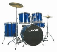 DXP Drumkit Rock Package