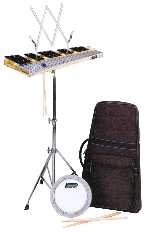 Glockenspiel, Bag and Stand Package