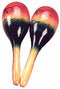 Maracas Wooden Tropical Design