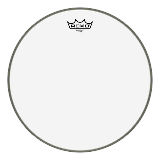"Remo Emperor Clear 13"" Drum head"