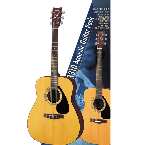Yamaha Acoustic Guitar Pack Gigmaker310