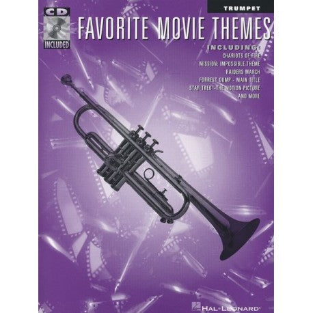 Favourite Movie Themes - Trumpet