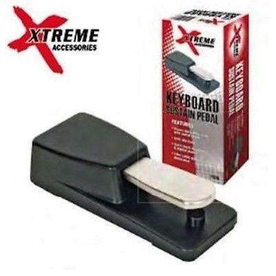 Xtreme Sustain Pedal Switchable