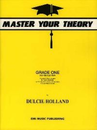 MASTER YOUR THEORY GR 1