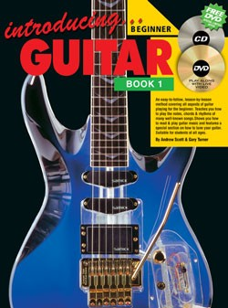 Progressive Introducing The Guitar Book 1