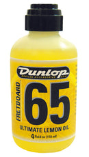 JIM DUNLOP - Fretboard 65 ultimate lemon oil.