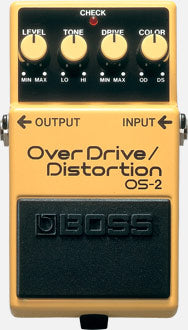 Boss OS2 Overdrive/Distortion
