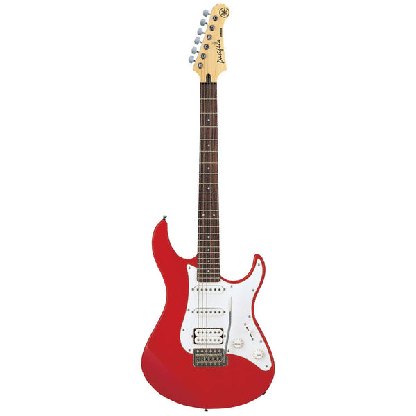 Yamaha PAC112J Electric Guitar. Red Metallic