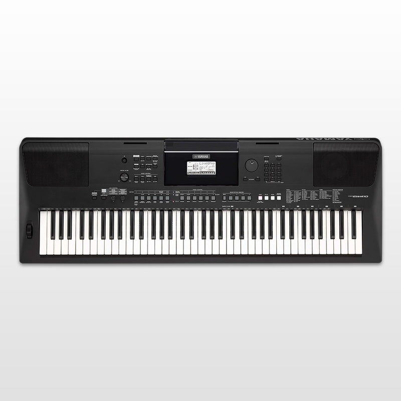 Yamaha PSR-EW410 Digital Keyboard 76 Note