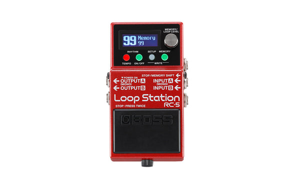Boss RC5 Loop Station