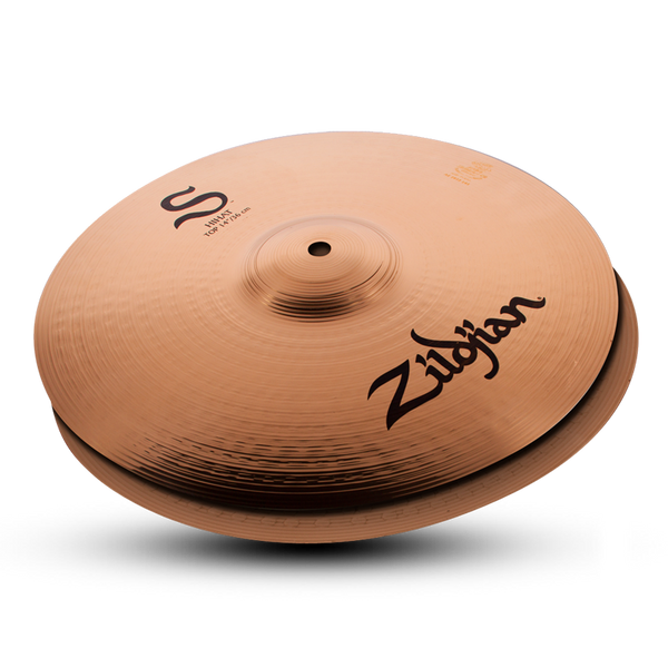 "Zildjian 14"" S Series Hi-hats"