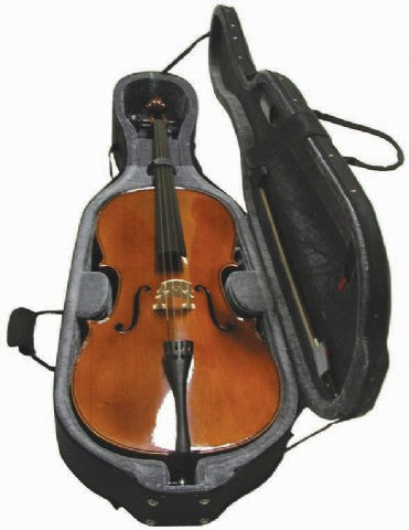 Stentor Conservatoire 4/4 Cello Outfit