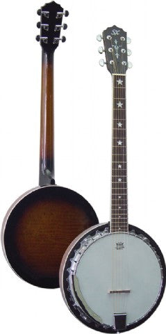 Bryden Bluegrass Series 6 String Banjo