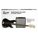 Fender Squier Bass Guitar Pack. Black