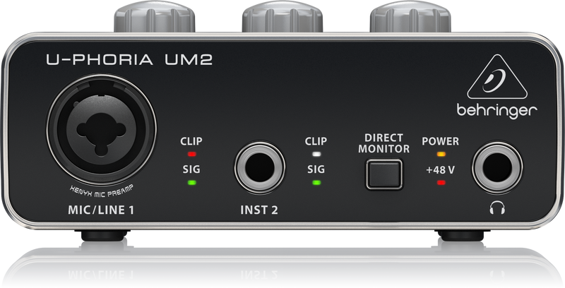 Behringer UM2 Audio Interface