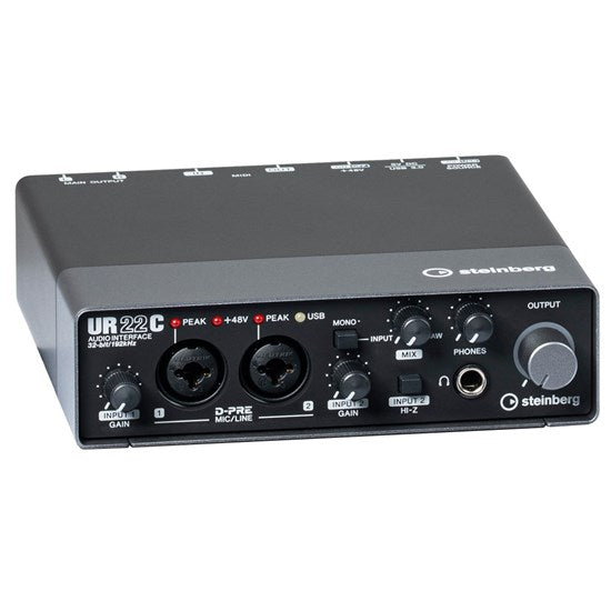Steinberg UR22C Recording Interface