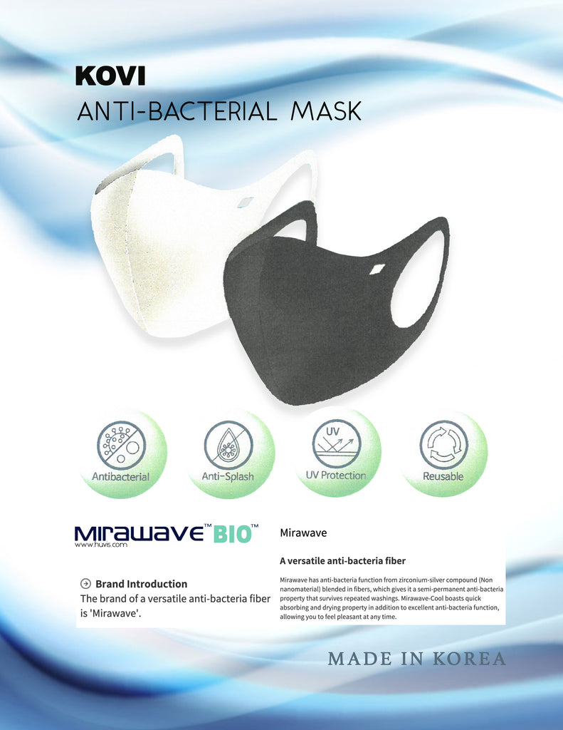 MASK - SM1001GY-10 PCS ($2.50ea)