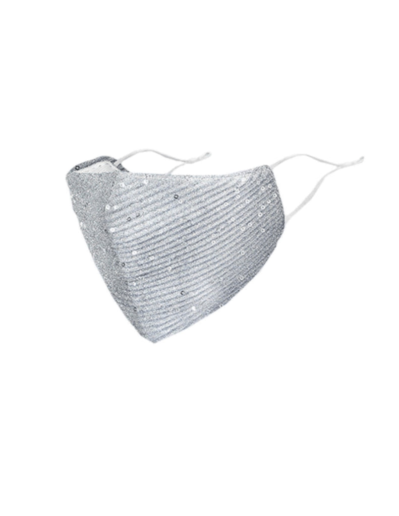 SEQUIN Face Mask - SA2168 SV