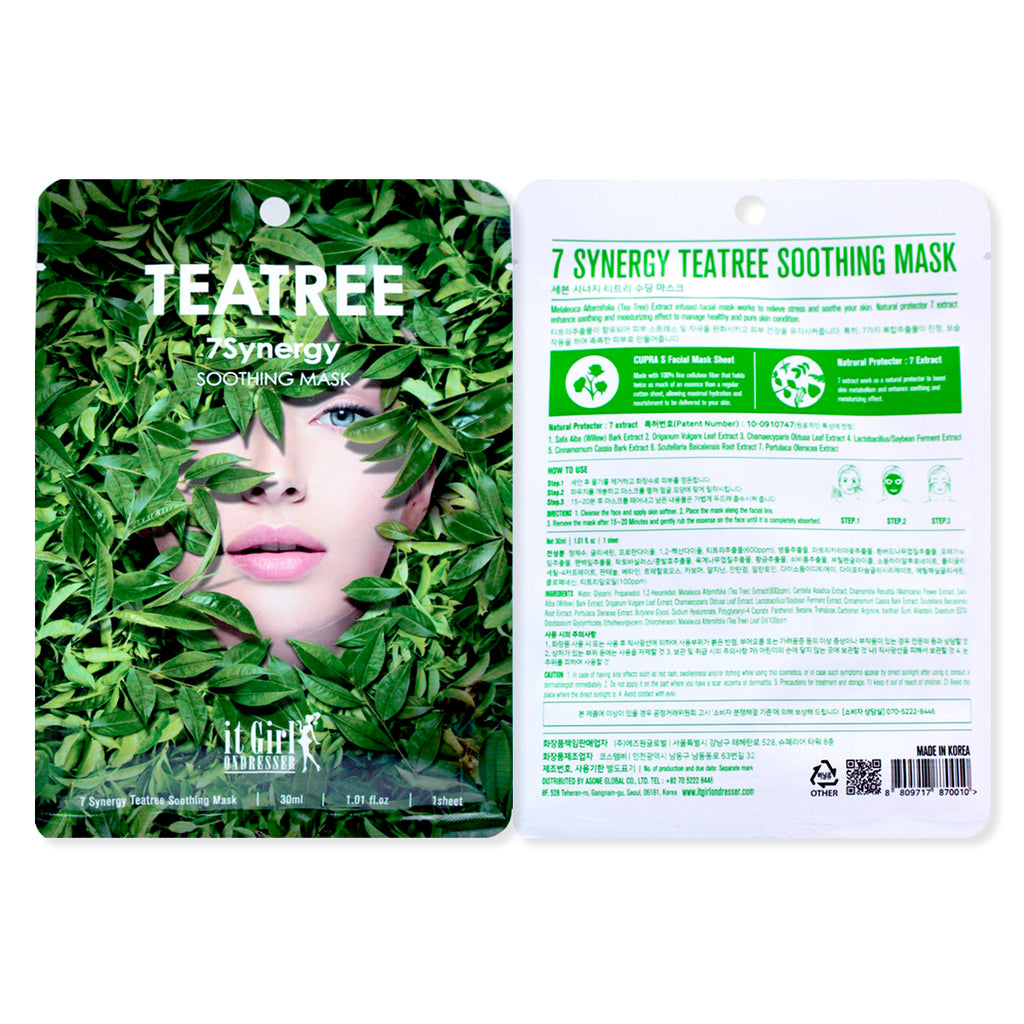 TEATREE - SOOTHING 10PCS