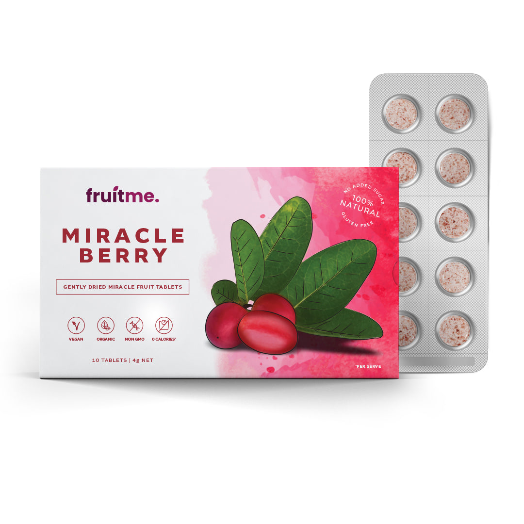 Miracle Berries For Days - BEST VALUE