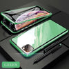 Anti-peep Magnetic Phone Case for iPhone & Samsung ( Double Side)